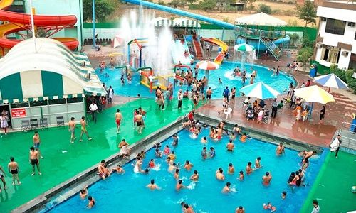 Splash water park , top among the amusements pars in delhi