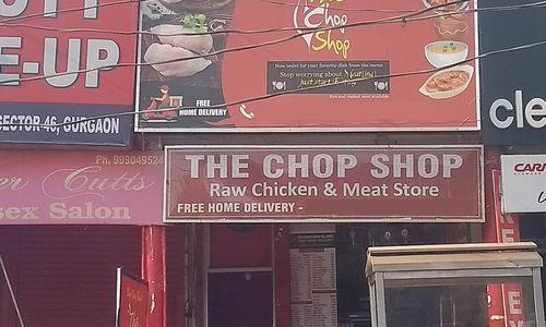 The Chop Shop, Sector 46, Gurgaon - nearbuy com