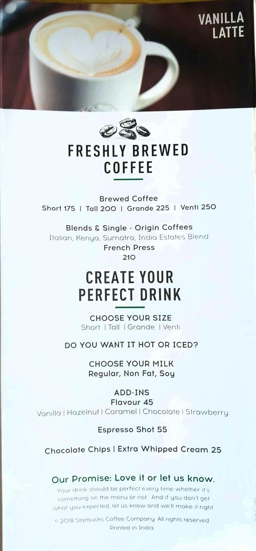 Starbucks Coffee Menu India | Fortnite Generator V Bucks Ps4