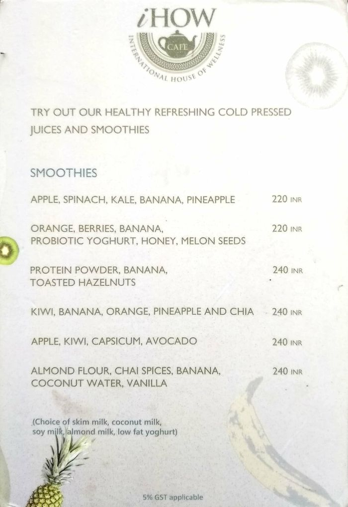 O2 SPA Packages and Price List for Jubilee Hills, Hyderabad