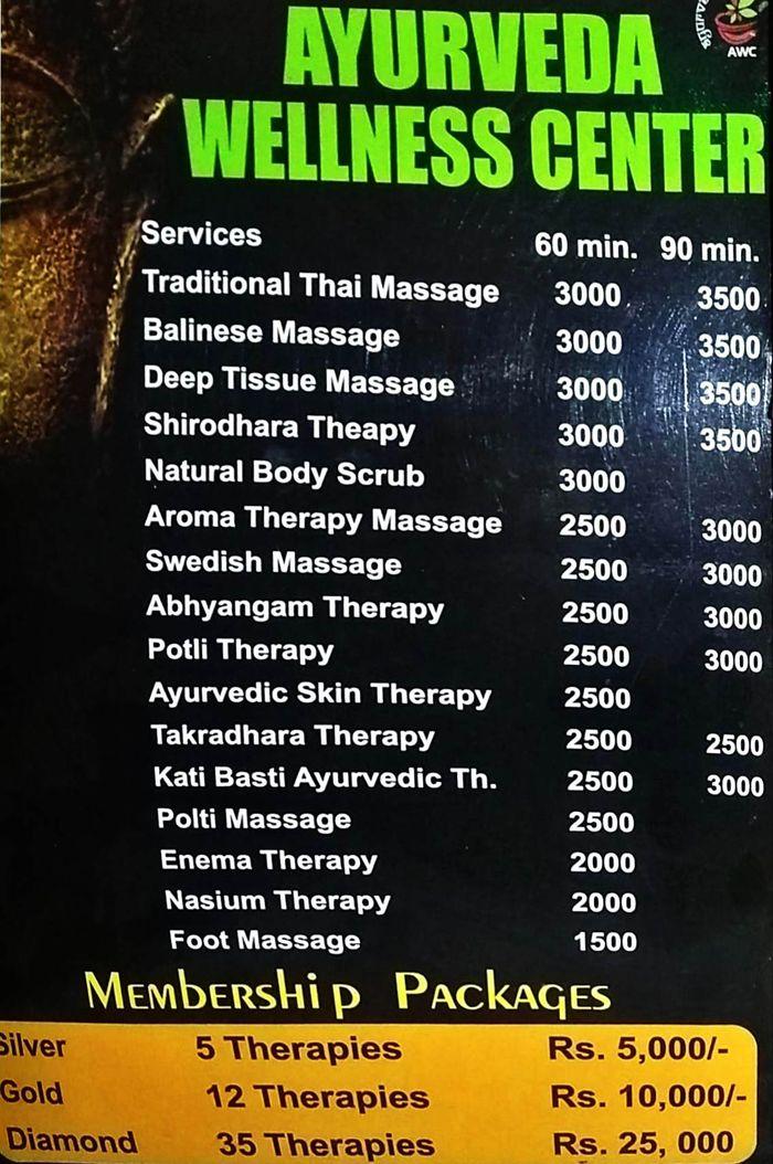 Ayurveda Wellness Center, Chattarpur, New Delhi - nearbuy com
